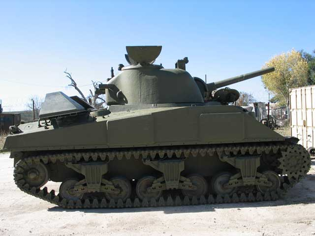 Ford Built Sherman M4A3 Medium Tank