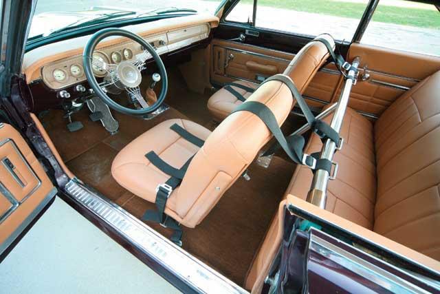1965 Mercury Comet Caliente Interior