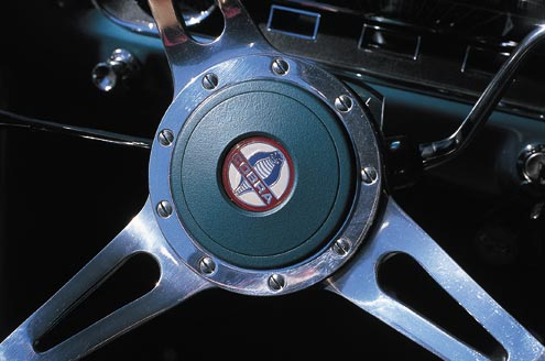1965 Ford Falcon Sedan Steering Wheel