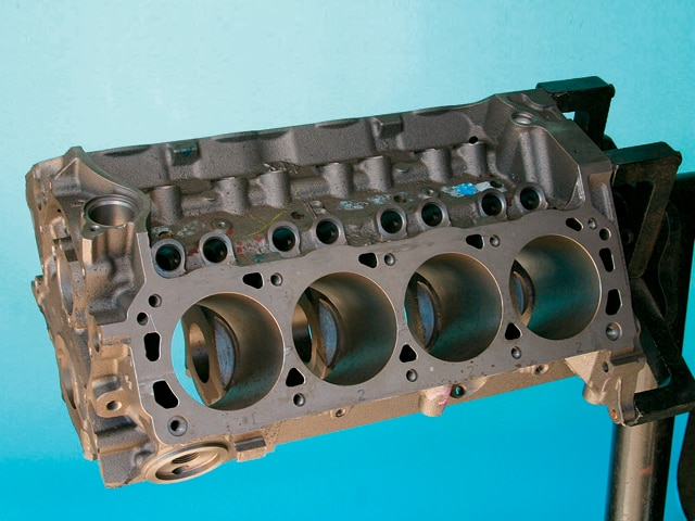 Summit Racing Ford Small Block Engine Build Block