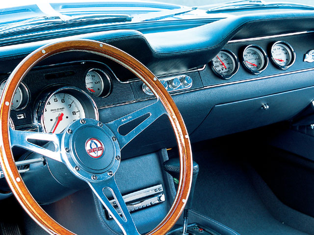 1968 Shelby GT350 Fastback Dash