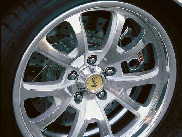 1968 Shelby GT350 Fastback Wheel
