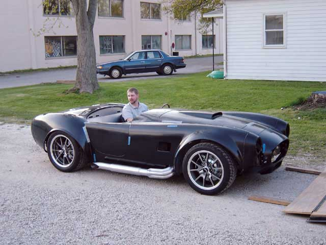 Factory Five Roadster