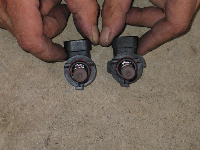 Mump 0710 14 Z Mustang Center Foglight Install Bulbs