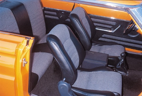 1964 Ford Falcon Sprint Passenger Side Interior