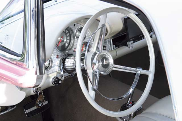 1957 Ford Thunderbird Steering Wheel