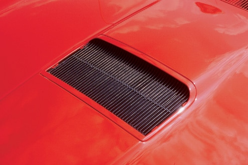 1970 Ford Cyclone Spoiler Hood Scoop