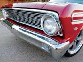 1964 Ford Falcon Futura - Just Blowin' Through Falcon