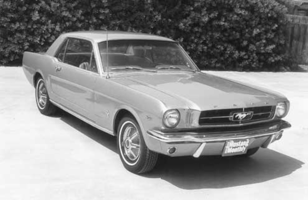 How to Identify a 1964-1/2 Mustang - Mustang Monthly Magazine
