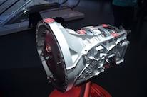 2017 Ford Raptor Crew Cab 10 Speed Transmission Cutaway