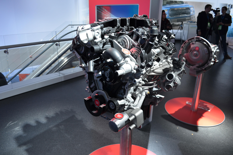 2017 Ford Raptor Engine >> 2017 Ford Raptor Crew Cab Ecoboost Cutaway Photo 94915473