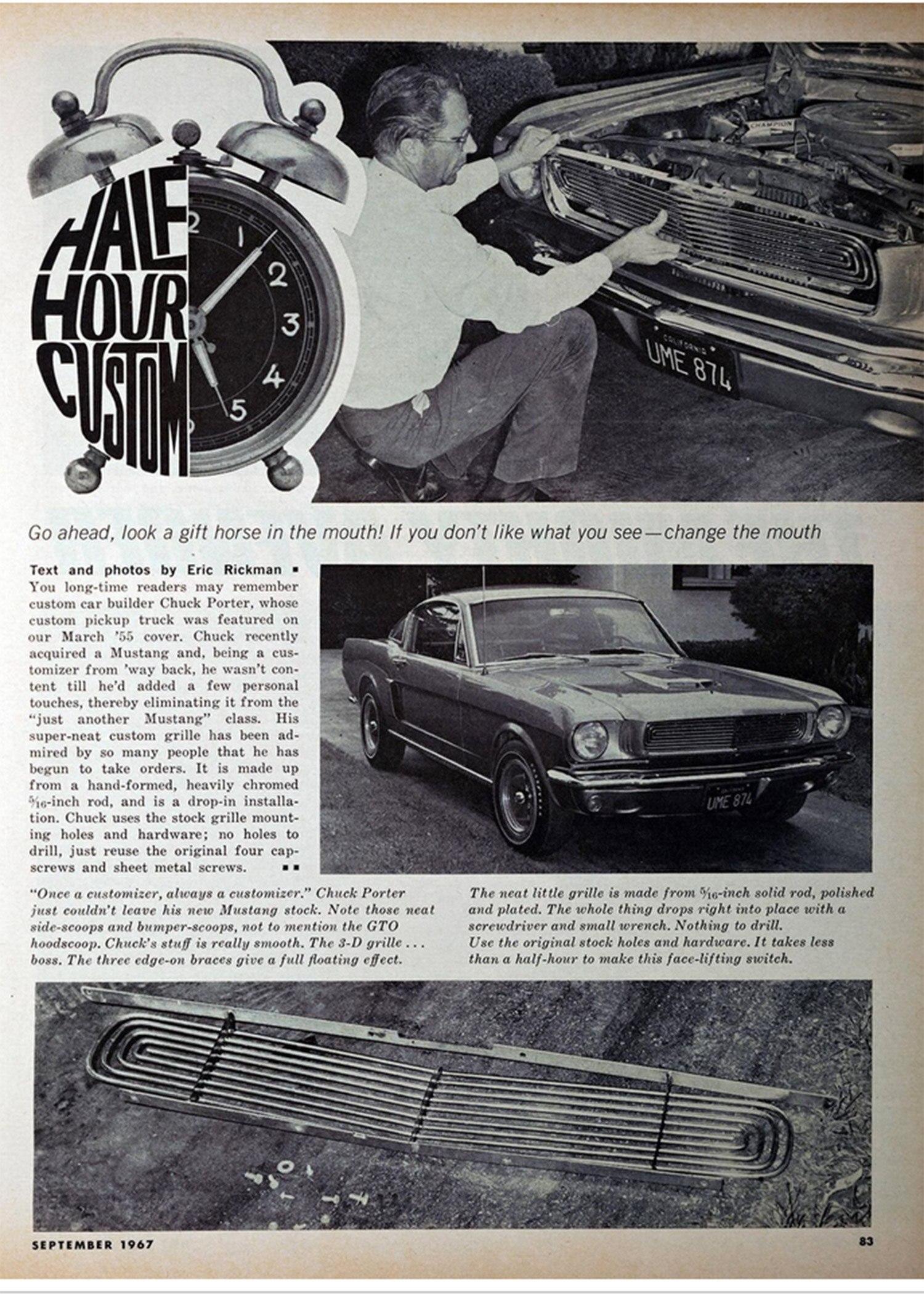 002 9 Coolest Mustangs
