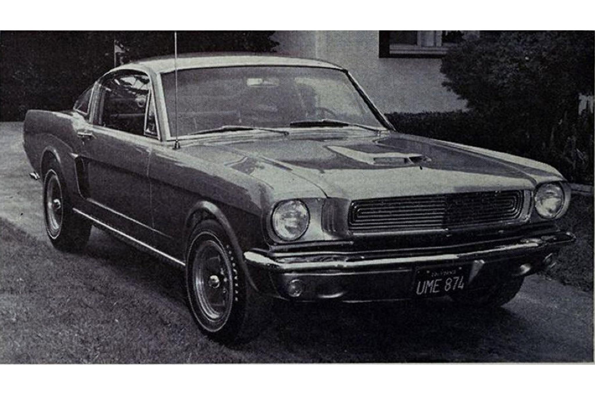 001 9 Coolest Mustangs