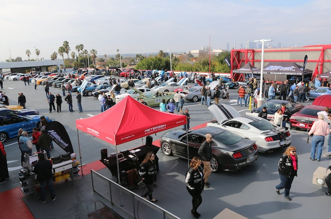 2016 Shelby Cruise In Petersen Museum 01