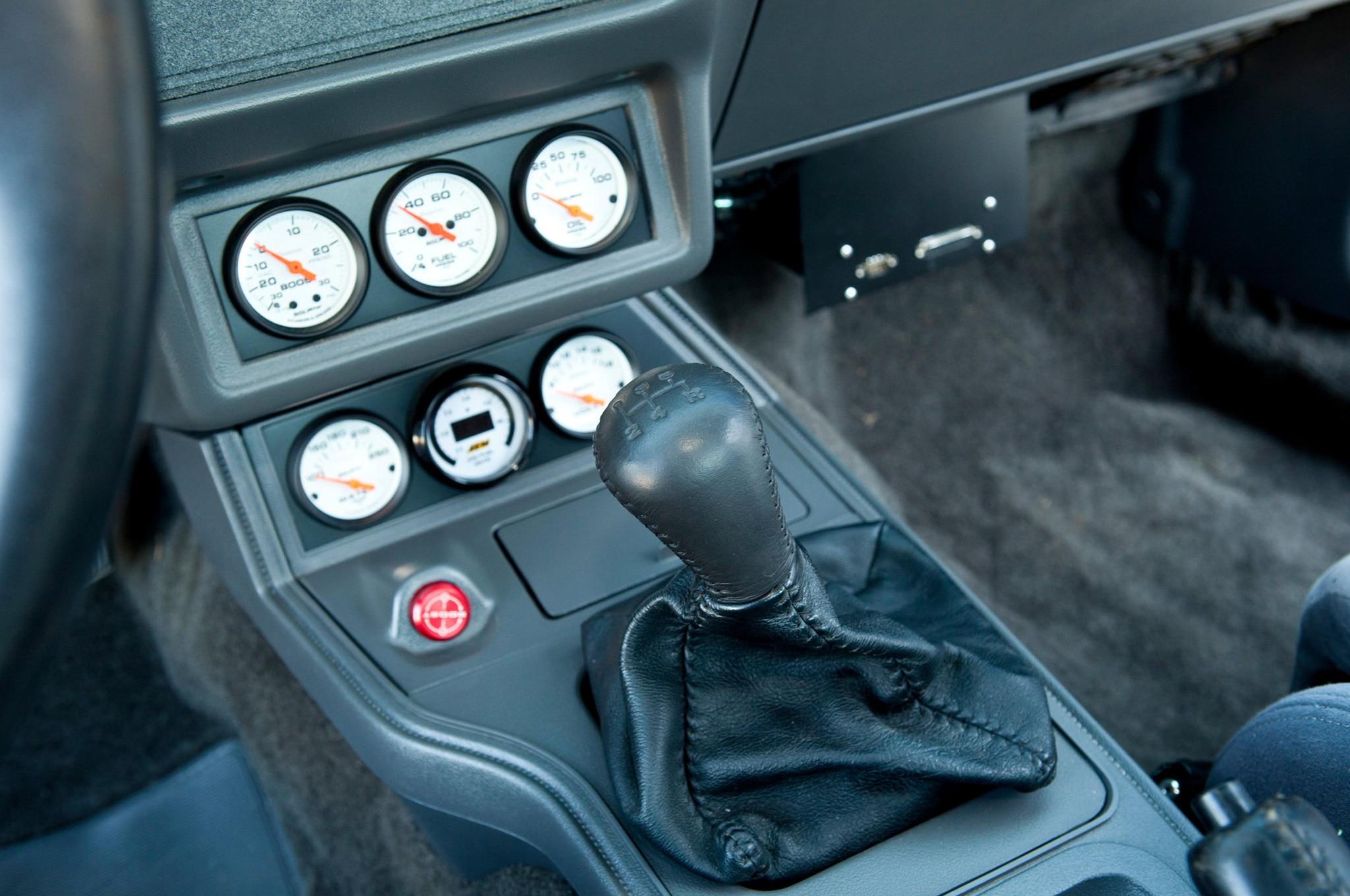 1986 Ford Mustang Svo 14