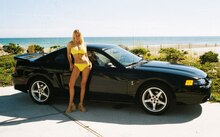 138_0206_z June_Babe Caroline_Cameron_1999_Ford_Mustang_GT