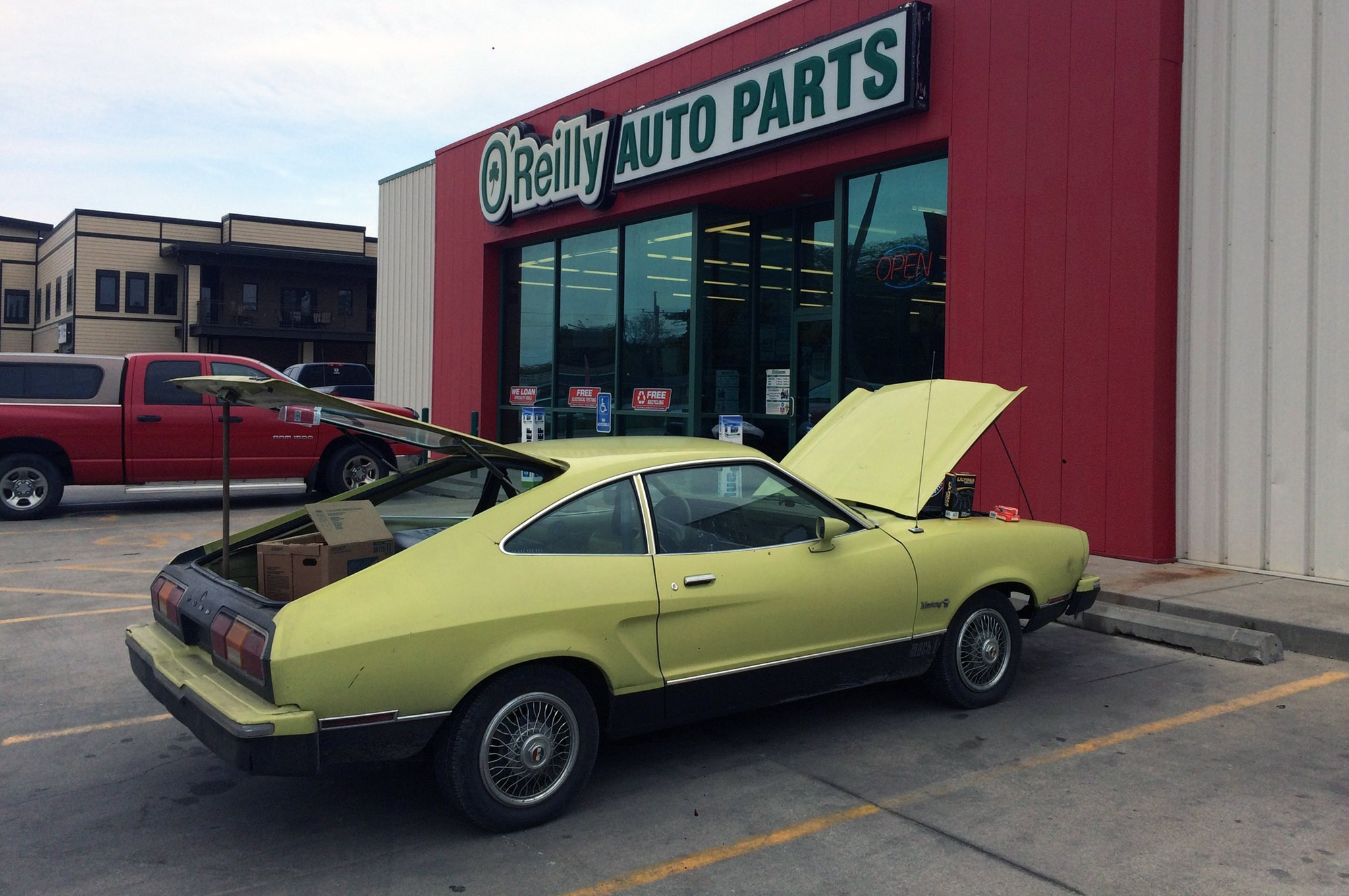 1974 Ford Mustang Ii Project Rodney Part 2 07