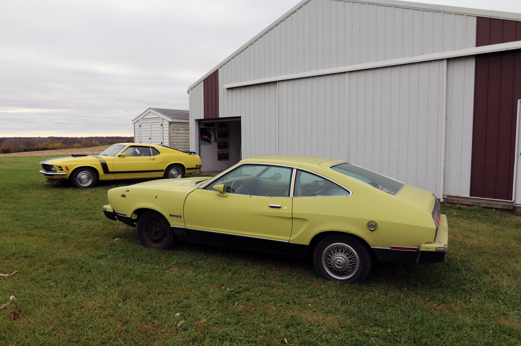 1974 Ford Mustang Ii Project Rodney Part 2 04