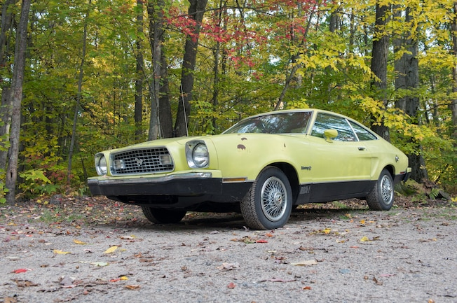 1974 Ford Mustang Ii Project Rodney Part 2 01