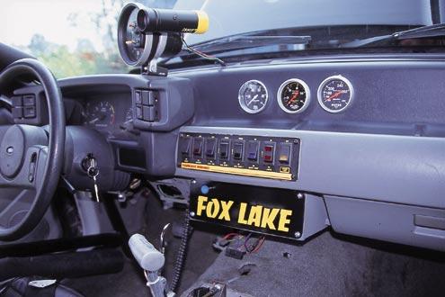 1989 Mustang Gt Interior