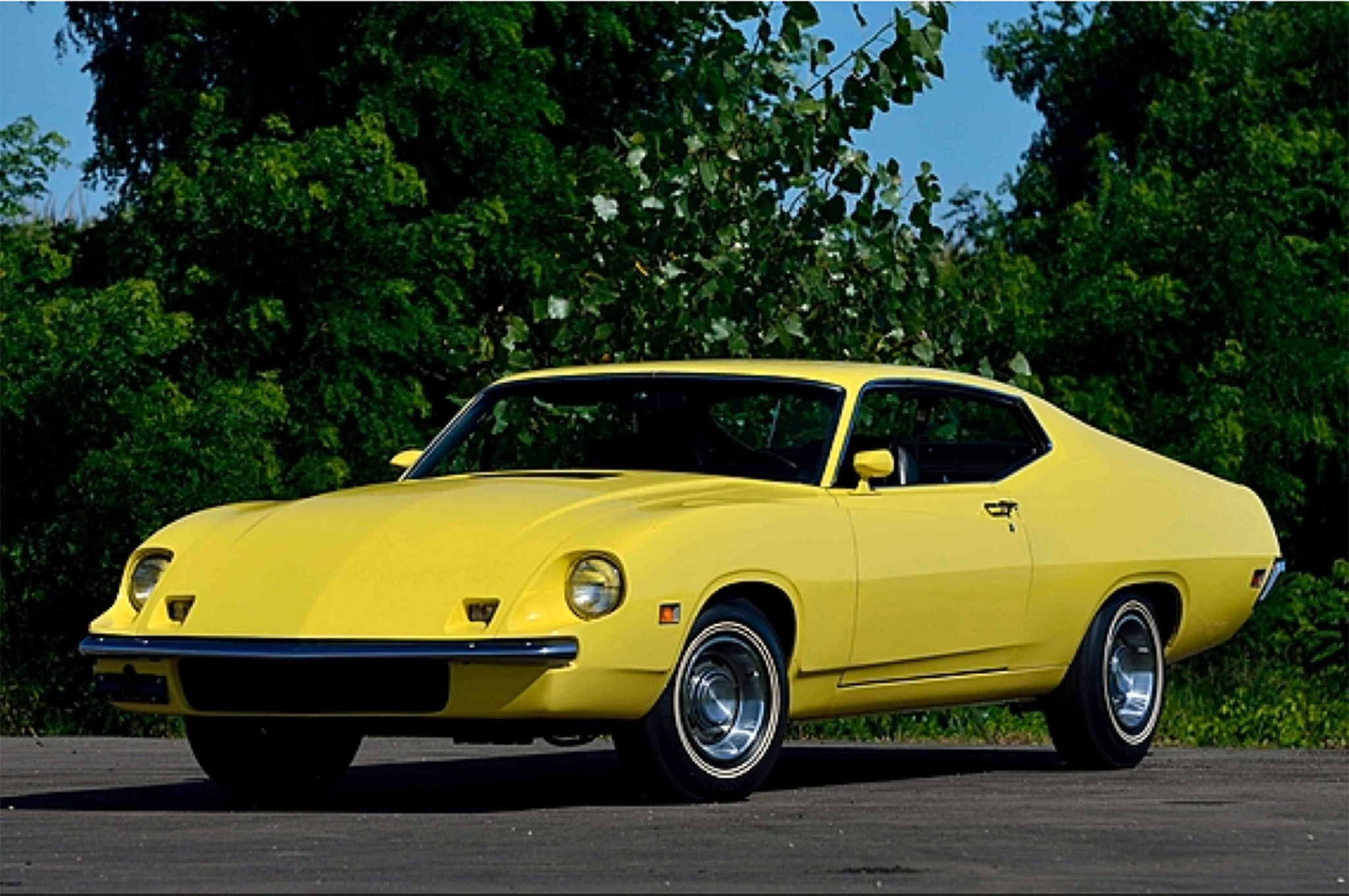 001 1970 Ford Torino King Cobra NASCAR GRILLE