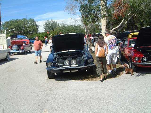 2006 Mustang Club Tampa Car Show