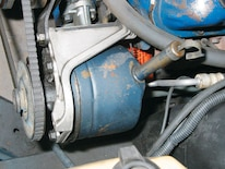 how to identify and install power-steering hoses on a ford mustang photo  gallery