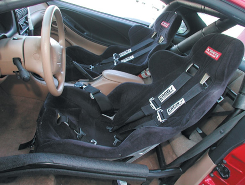 P175613_large 1996_Ford_Mustang_GT Racing_Seats