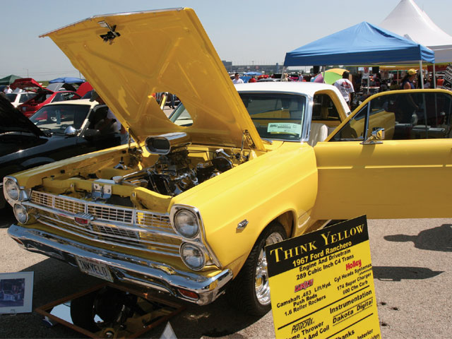 Grand Slam Event 1967 Ford Ranchero
