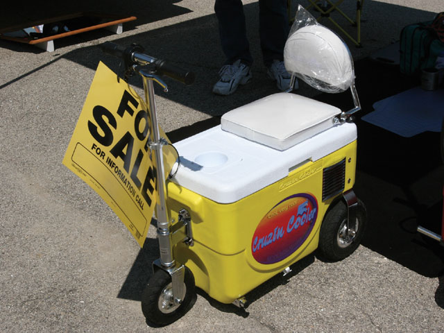 Grand Slam Event Cruzin Cooler
