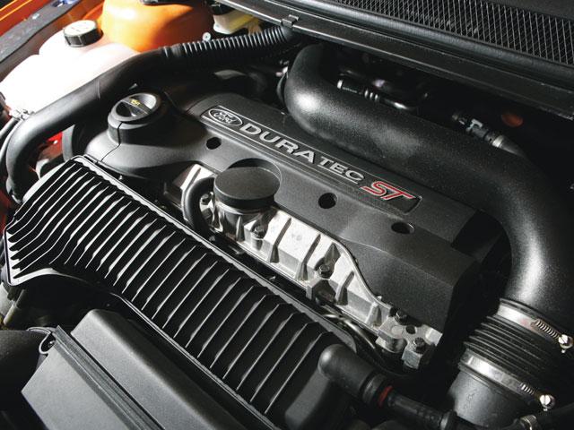 M5lp 0611 02 Z 2006 Ford Focus ST Turbo Engine
