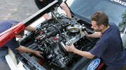 mustang engine swap guide take your powerplant to the next levelmustang engine swap guide trade secrets