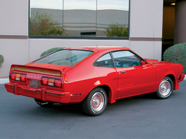 1978 Ford Mustang Cobra Rear