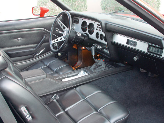 1978 Ford Mustang Cobra Interior
