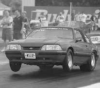 P76332_large Ford_Mustang_NMRA Front_Wheelie_View