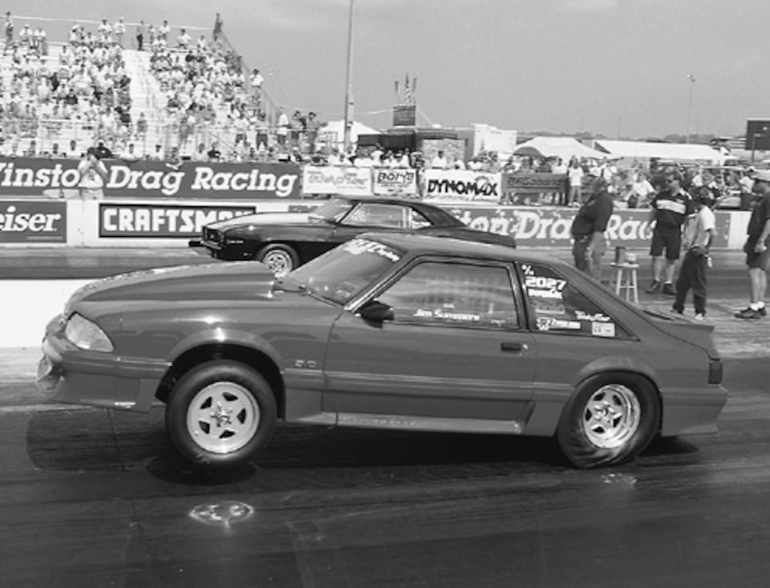 P76336_large Ford_Mustang_Foxbody Driver_Side_View