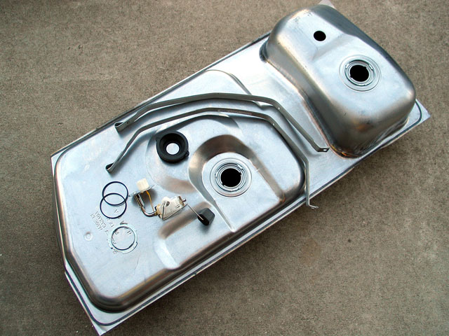 Factory Five Roadster Fuel System Install Fuel Tank Kit