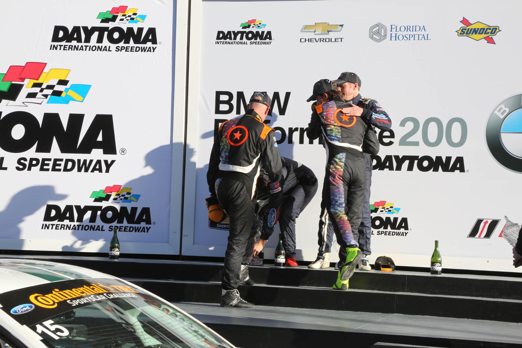 155 Ford Mustang GT350Rc 2016 Rolex Daytona 24