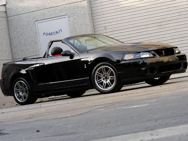 right 02z Mustang View 9636687 Side Sucp - 0607 Photo Cobra 2003