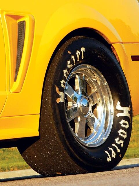M5lp 0610 09 Z 1999 Ford Mustang GT Hoosier Slick