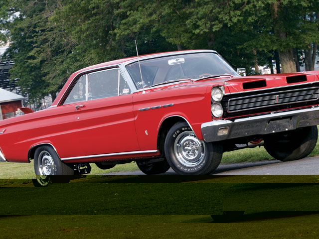 1965 Mercury Comet Cyclone Passengers Side View