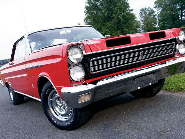 1965 Mercury Comet Cyclone Front View