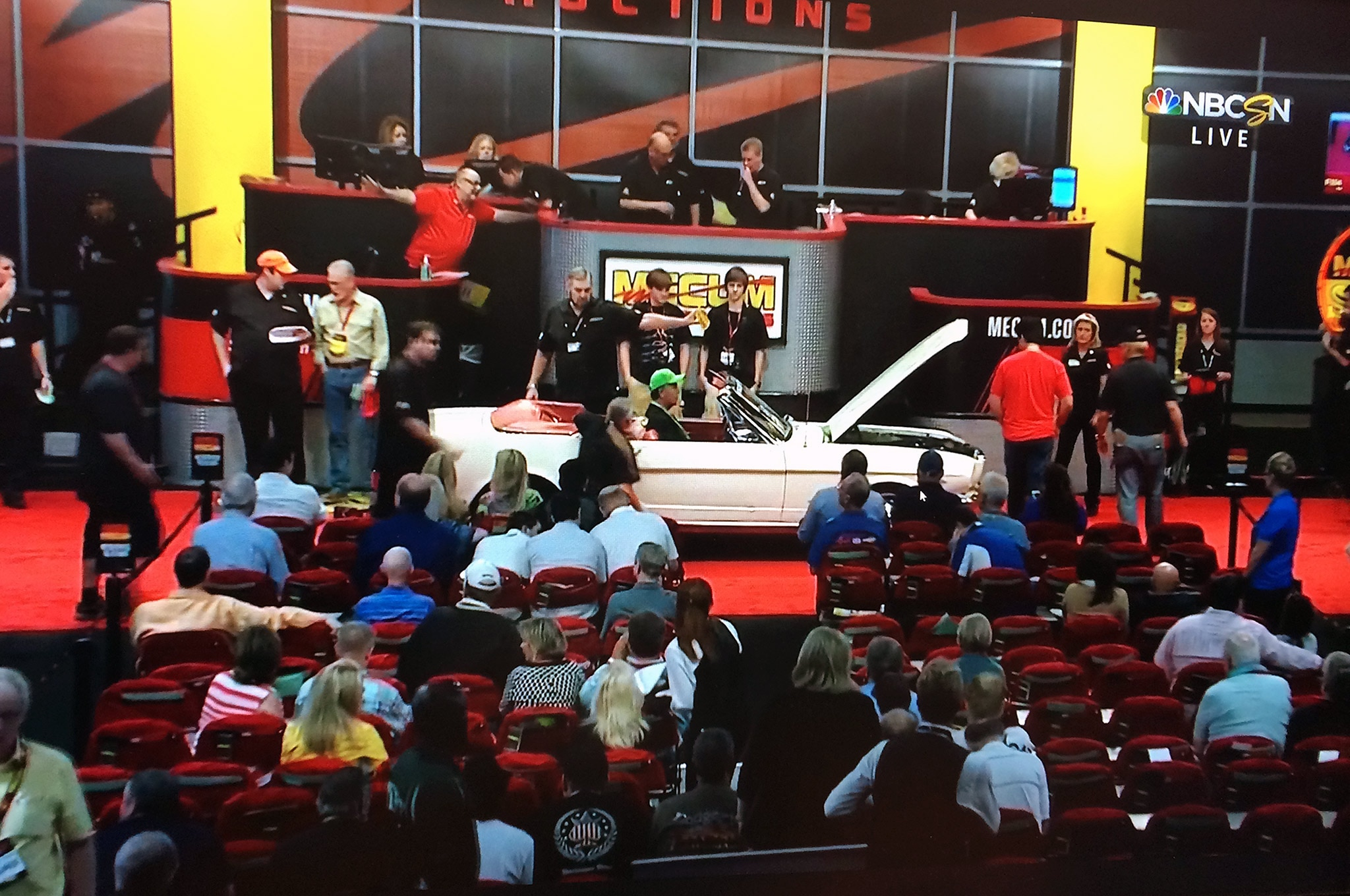 1964 1 2 Ford Mustang Mecum Auction