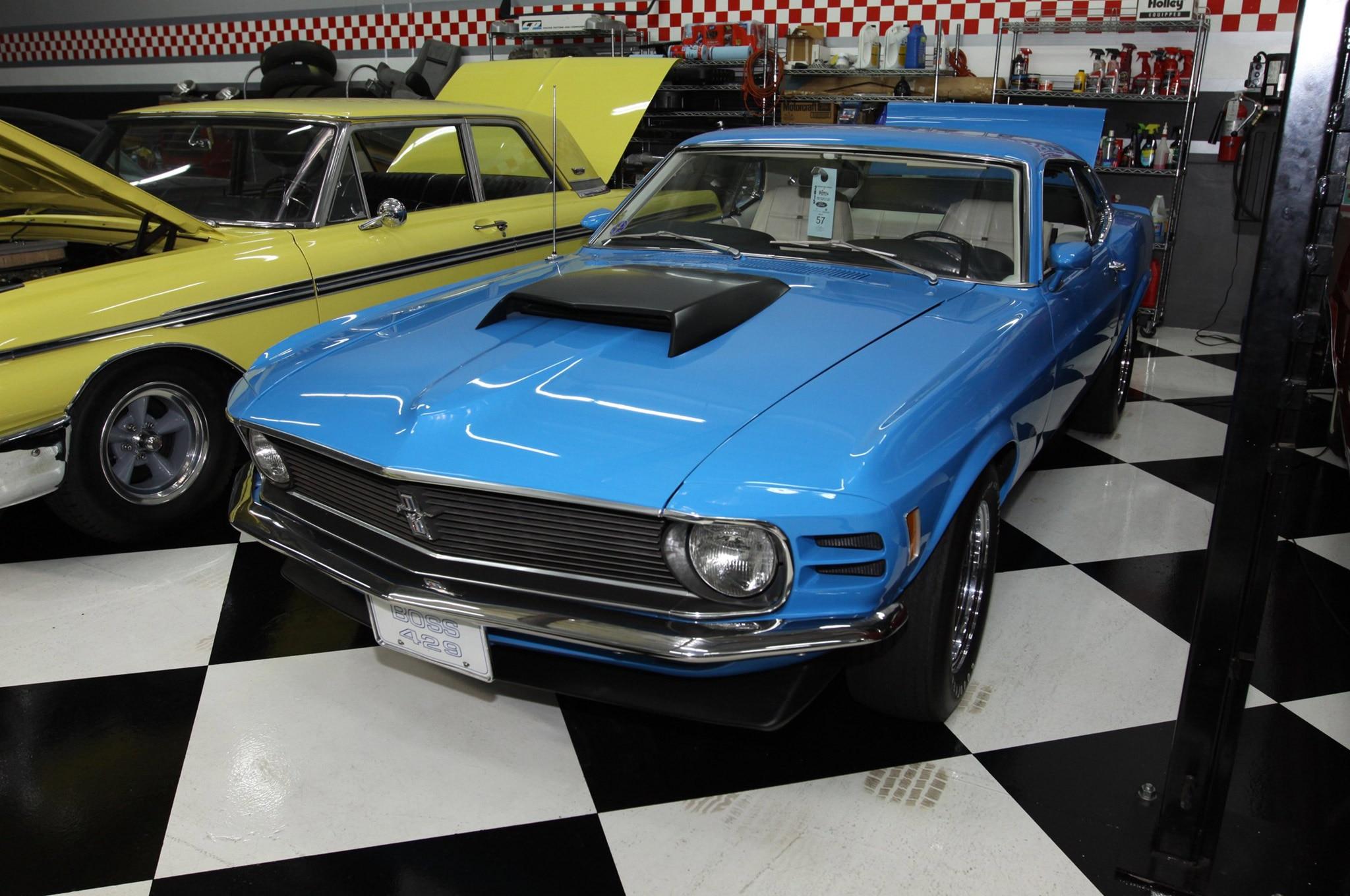 010 New Jersey AB 118 SEMA Bill Boss 429 1970