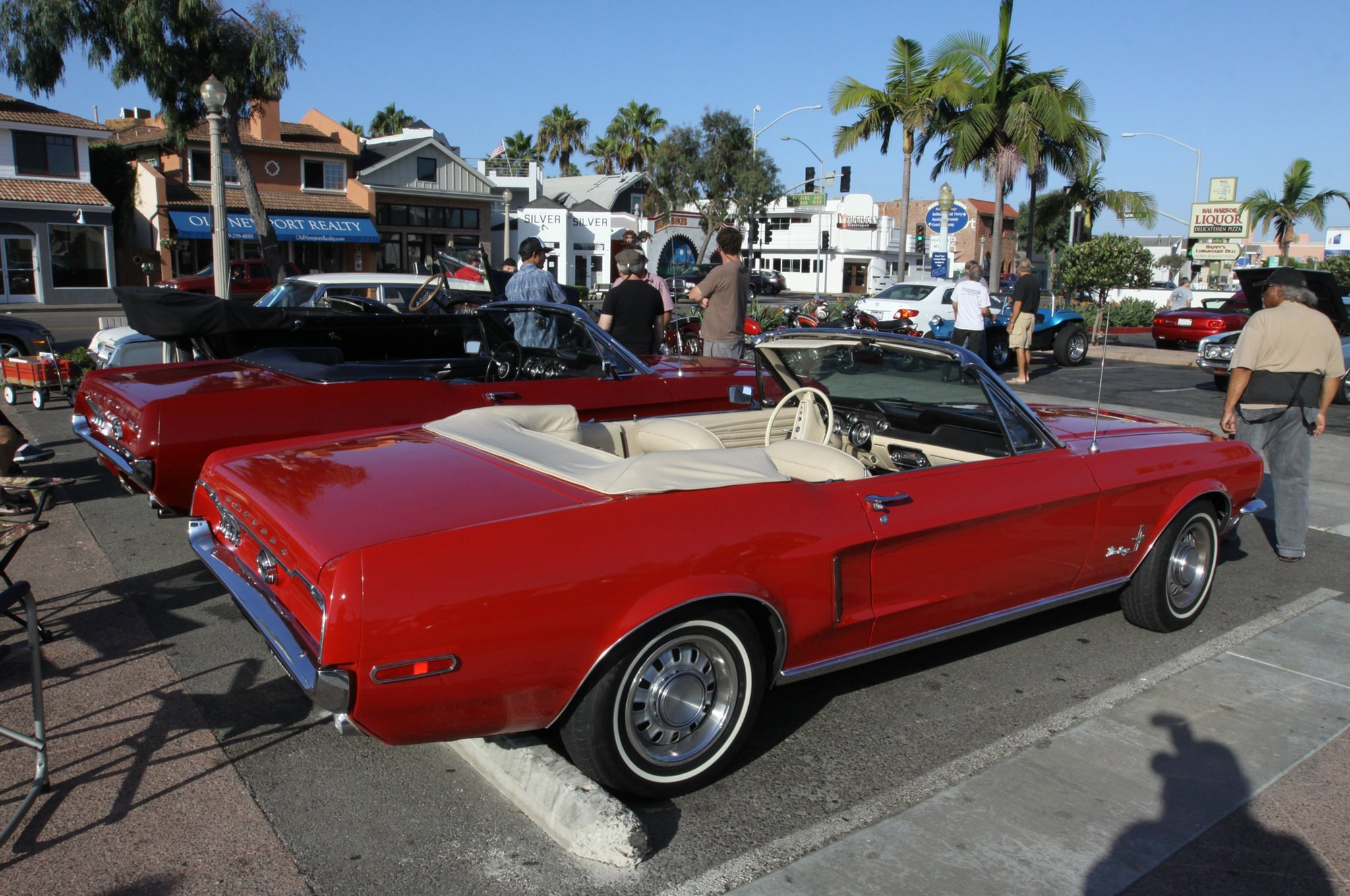 007 New Jersey AB 118 SEMA Bill Mustang Conv