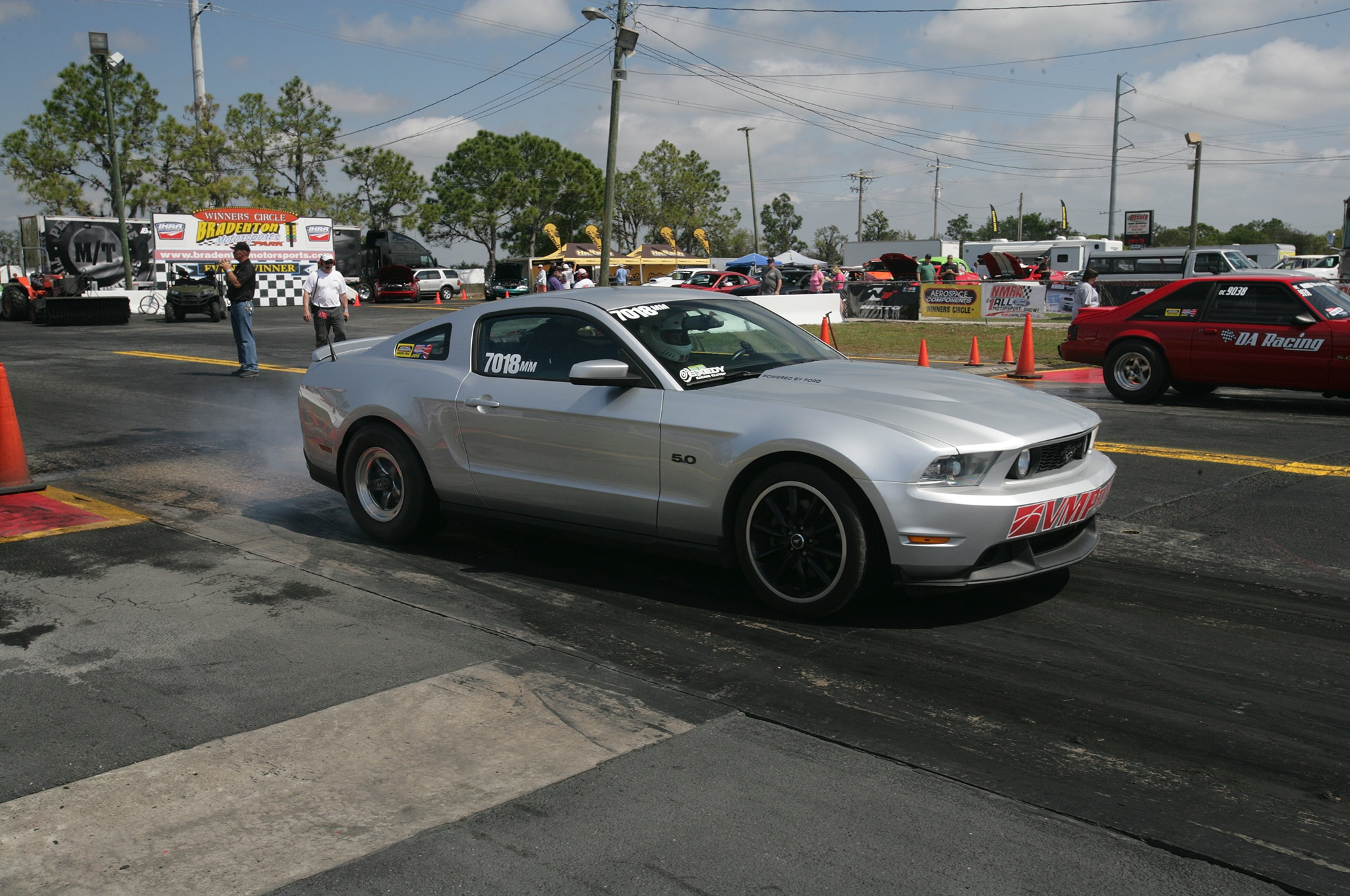 2015 Nmra Mustangs Burnout Bradenton Silver