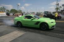 2015 Nmra Mustangs Burnout Green Black