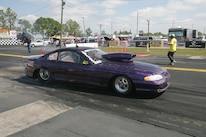 2015 Nmra Mustangs Burnout Purple