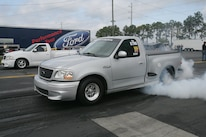 2015 Nmra Mustangs Burnout Silver Truck