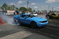 2015 Nmra Mustangs Burnout Tires